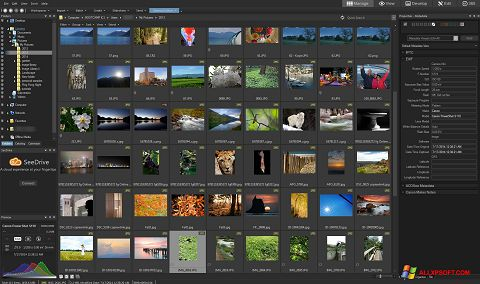 Skärmdump ACDSee Pro för Windows XP